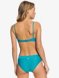 Golden Breeze - Moulded Bandeau Bikini Top  ERJX304104