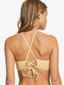 Sweet Wildness - Crop Top Bikini Top  ERJX304116