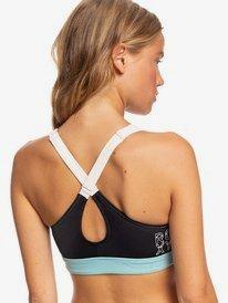 ROXY Fitness - Sports Bra Bikini Top for Women  ERJX304126