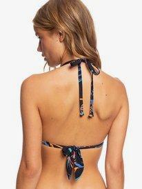 Lahaina Bay - Moulded Triangle Bikini Top  ERJX304140