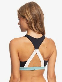 ROXY Fitness - Crop Top Bikini Top  ERJX304154