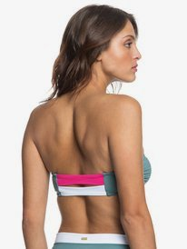 Swim In Love - Bandeau Bikini Top for Women  ERJX304181