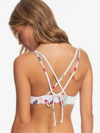 Lahaina Bay - Fixed Triangle Bikini Top for Women  ERJX304197