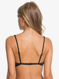 Beach Classics - Elongated Tri Bikini Top for Women  ERJX304208