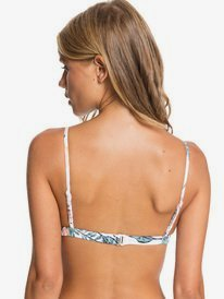 Just Shine - Fixed Tri Bikini Top for Women  ERJX304260