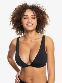 ROXY Body - D-Cup Elongated Bikini Top for Women  ERJX304326