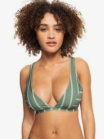 ROXY Body - D-Cup Elongated Bikini Top for Women  ERJX304358