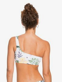 ROXY Bloom - Asymmetric Bikini Top for Women  ERJX304371