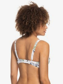 ROXY Bloom - D-Cup Wrap Bra Bikini Top for Women  ERJX304374