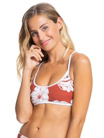 Garden Trip - Athletic Bikini Top for Women  ERJX304380