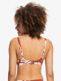 Garden Trip - D-Cup Bikini Top for Women  ERJX304382
