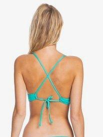 Beach Classics - Athletic Bikini Top for Women  ERJX304404