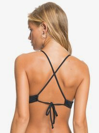 Beach Classics - Athletic Bikini Top for Women  ERJX304404