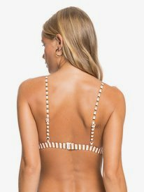 Printed Beach Classics - Tri Bikini Top for Women  ERJX304434