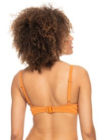 Mind Of Freedom - Recycled Underwired D-Cup Bikini Top for Women  ERJX304449