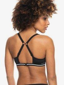 Roxy Active D-Cup - Bikini Top for Women  ERJX304532