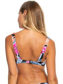 Tropical Oasis - Triangle Bikini Top for Women  ERJX304556