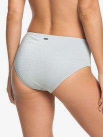 H And K - Mid-Waist Bikini Bottoms for Women  ERJX403731