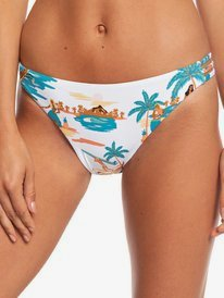 Printed Beach Classics - Full Bikini Bottoms  ERJX403872