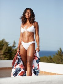 Stay Golden - Moderate Bikini Bottoms for Women  ERJX403949