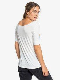 All Good Baby - Rib Knit Short Sleeve Top for Women  ERJZT04648
