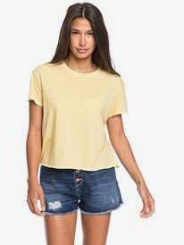 Recipe For Happiness A - Cropped T-Shirt for Women  ERJZT04840