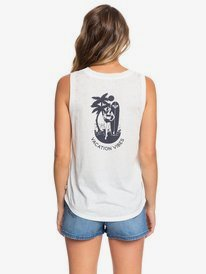 Hypnotized By The Sun A - Vest Top  ERJZT04865