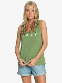 Closing Party - Organic Vest Top for Women  ERJZT05118