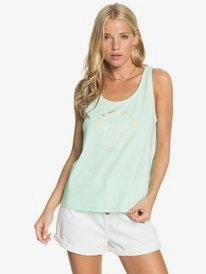 Closing Party - Organic Vest Top for Women  ERJZT05120