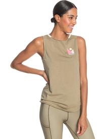 Saga Africa - Organic Sports Top for Women  ERJZT05131