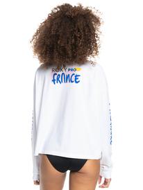 ROXY Pro France - Long Sleeve T-Shirt for Women  ERJZT05388