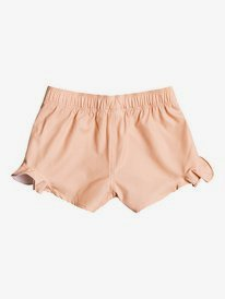Smile Is Love - Board Shorts for Girls 2-7  ERLBS03031