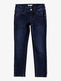 Adventure Begin - Slim Fit Jeans for Girls 2-7  ERLDP03022