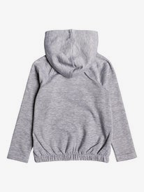 Lazy Love - Zip-Up Hoodie for Girls 2-7  ERLFT03172