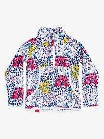 Cascadenie - Half-Zip Polar Fleece for Girls 2-7  ERLFT03192