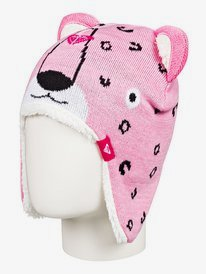 Leopard - Earflap Animal Beanie for Girls 2-7  ERLHA03062