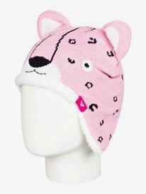 Leopard - Earflap Animal Beanie for Girls 2-7  ERLHA03062