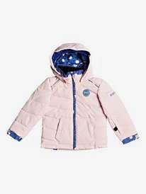 Anna - Snow Jacket for Girls 2-7  ERLTJ03015