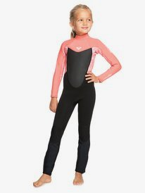 3/2mm Prologue - Back Zip Wetsuit for Girls 2-7  ERLW103006