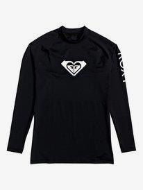 Whole Hearted - Long Sleeve UPF 50 Rash Vest  ERLWR03149