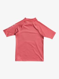 Whole Hearted - Short Sleeve Rash Vest for Girls 2-7  ERLWR03150
