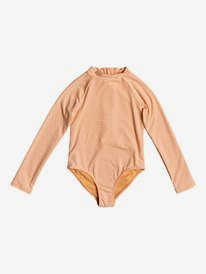 Friday Lovers - Long Sleeve UPF 50 One-Piece Rashguard for Girls 2-7  ERLWR03151