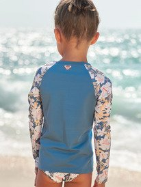 Swim Lovers - Long Sleeve UPF 50 Rash Vest Set for Girls 2-7  ERLWR03179