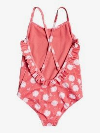 Teeny Everglow - One-Piece Swimsuit for Girls 2-7  ERLX103065