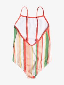Stripey Sky - Recycled One-Piece Swimsuit for Girls 2-7  ERLX103067