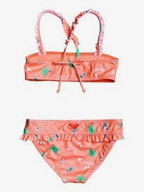 Salty But Sweet - Bandeau Bikini Set for Girls 2-7  ERLX203074