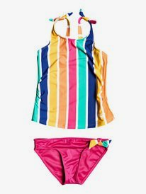 Maui Shade - Tankini Bikini Set for Girls 2-7  ERLX203102