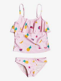 Lovely Aloha - Tankini Bikini Set for Girls 2-7  ERLX203103