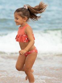 Rainbow And Sun - Flutter Bikini Set for Girls 2-7  ERLX203117