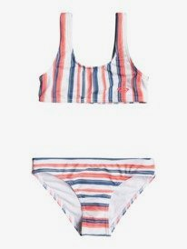 Surf Feeling - Bralette Bikini Set for Girls 2-7  ERLX203126